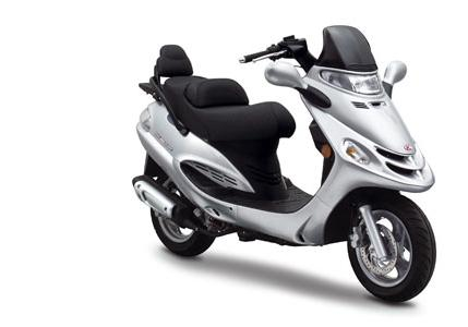Kymco Dink, the ride that speaks for you #1