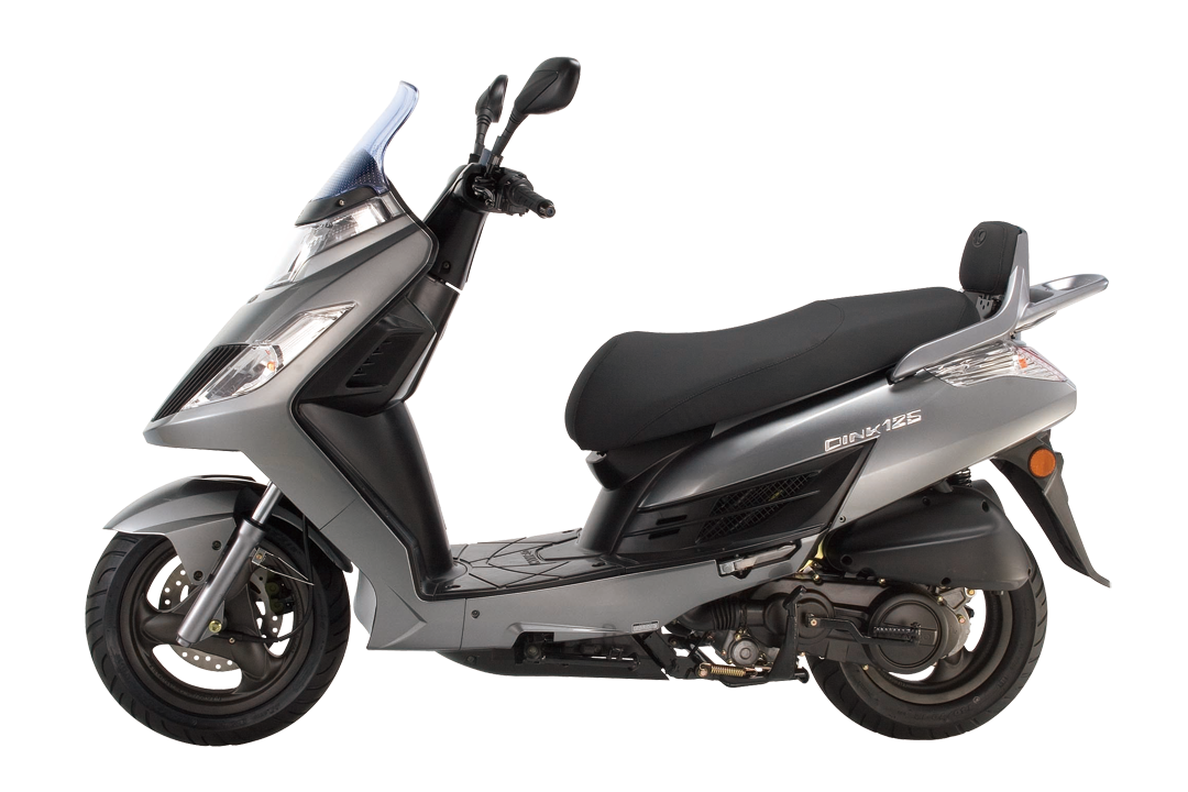 Kymco Dink, the ride that speaks for you #6