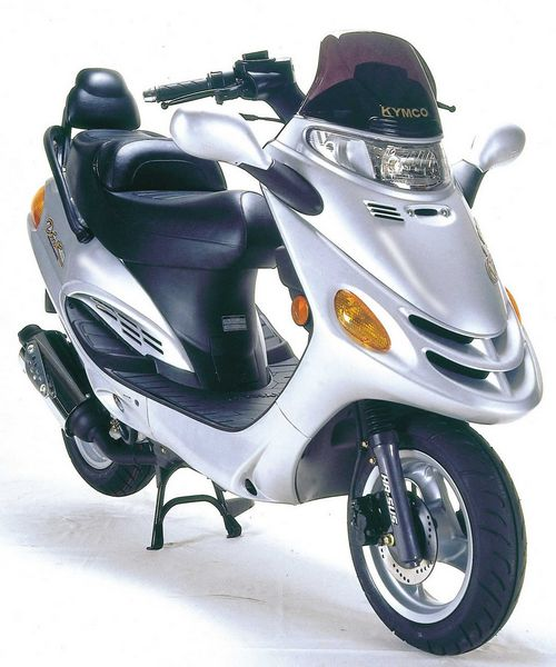 Kymco Dink, the ride that speaks for you #3