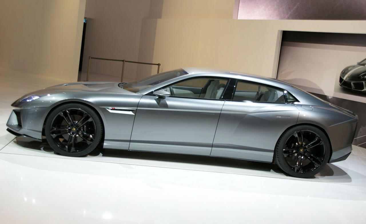 Lamborghini Estoque  The Concept That Everyone Dreams About