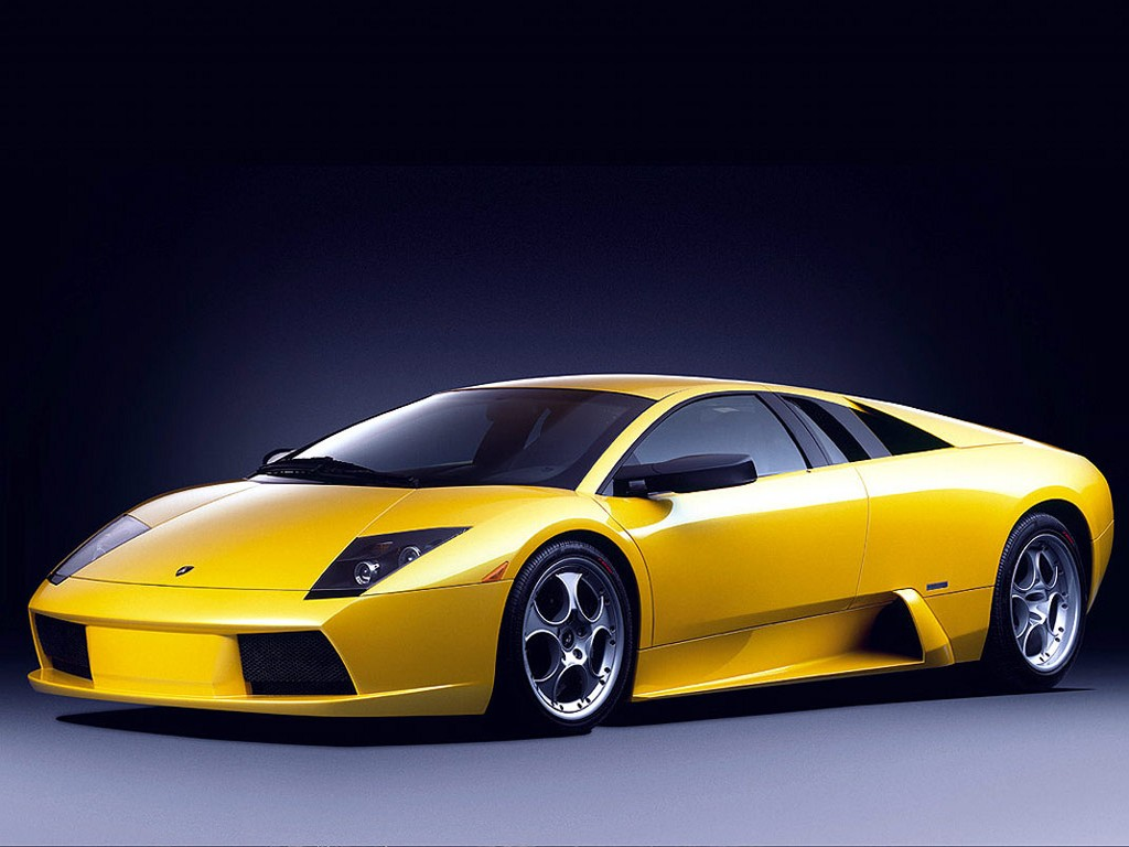 Lamborghini Murcielago or A speeding train? #4
