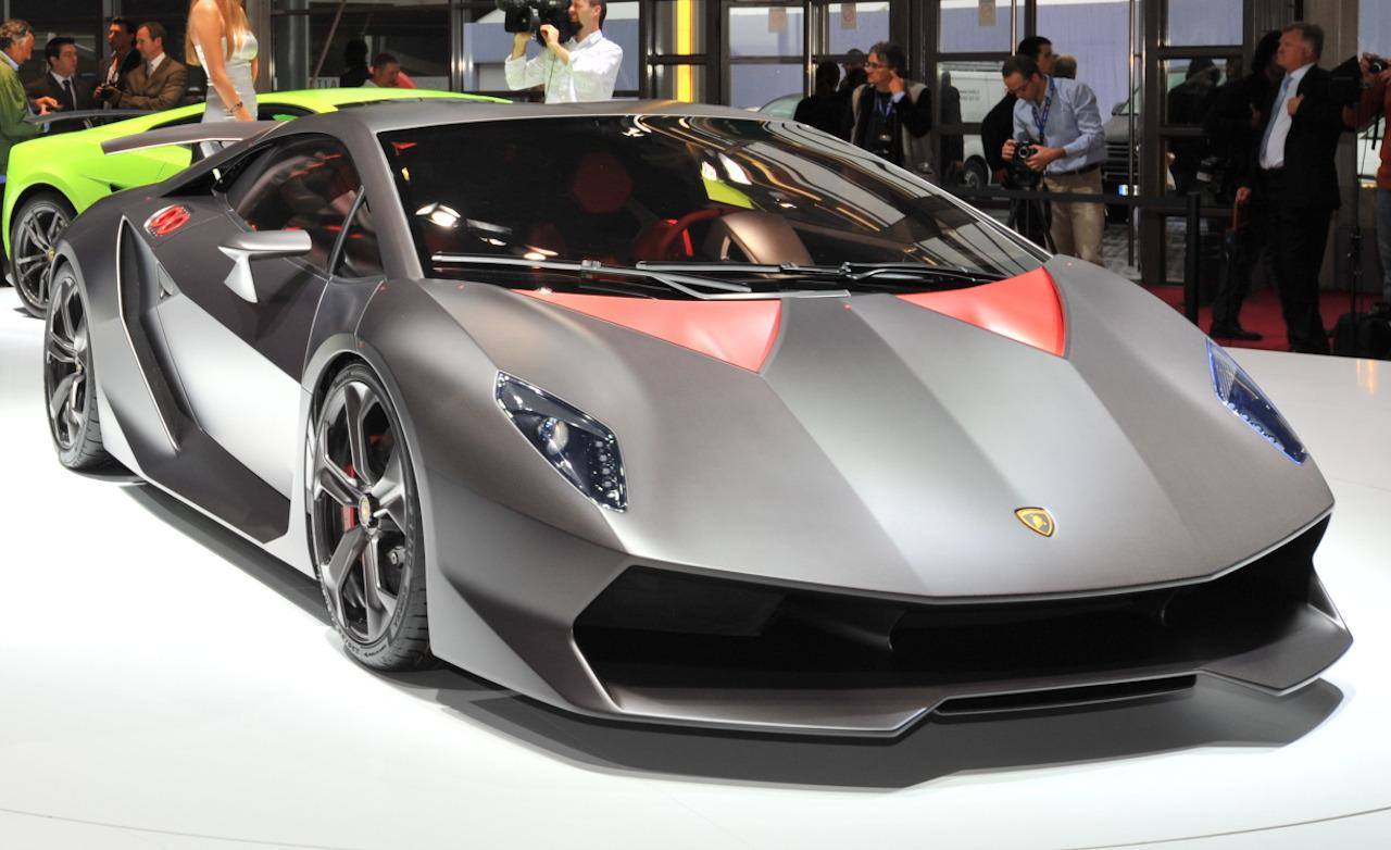 Lamborghini Sesto Elemento Only 20 Units Of This Beauty Produced