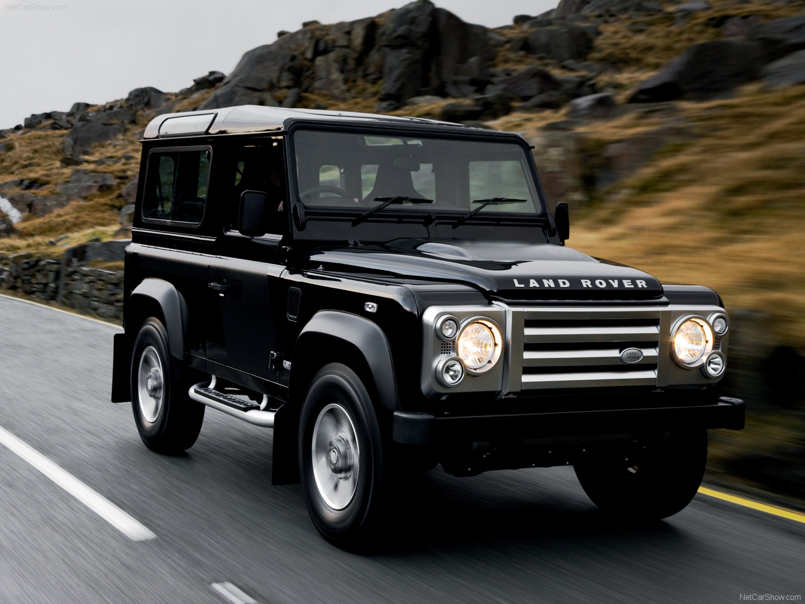 land rover Defender makes a terrible mistake #5