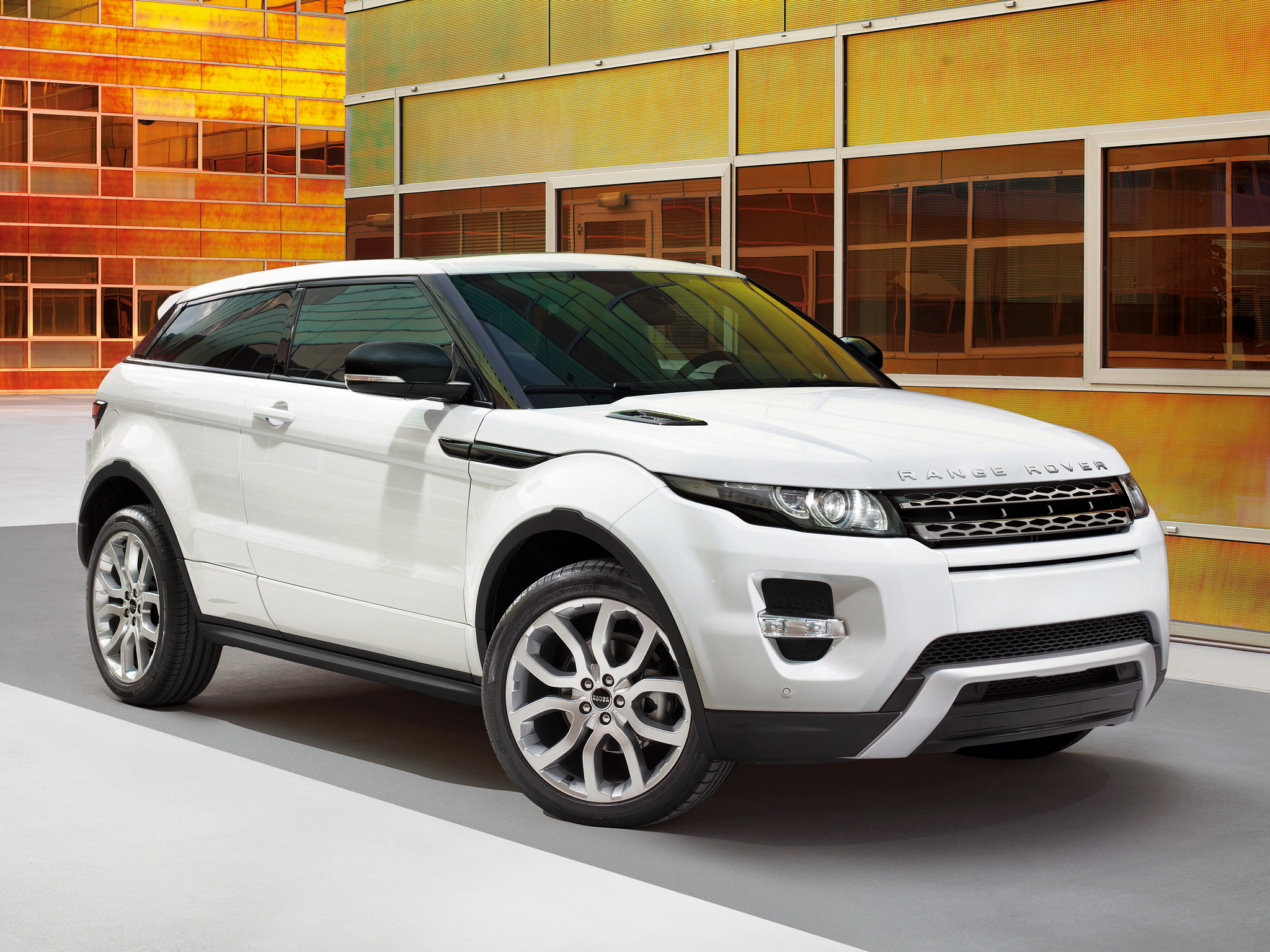 Activate your Land Rover Range Rover Evoque robot! #9