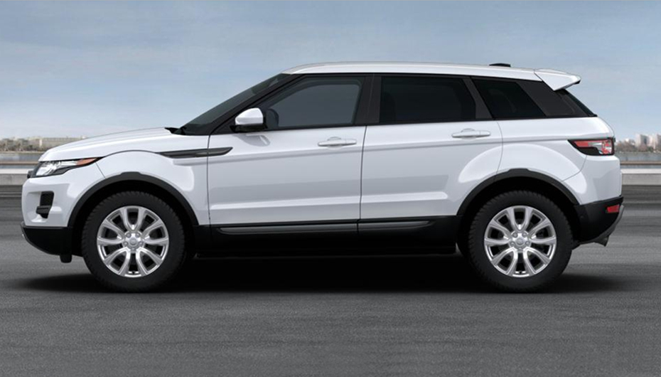 Activate your Land Rover Range Rover Evoque robot! #6