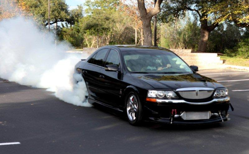 The car of your dreams, Lincoln LS #2