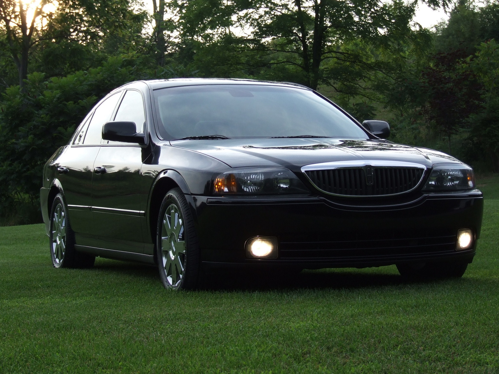 The car of your dreams, Lincoln LS #4