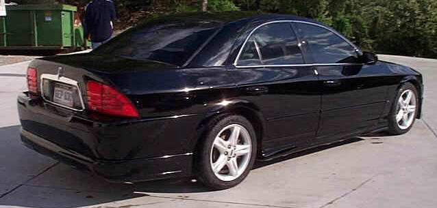 The car of your dreams, Lincoln LS #5