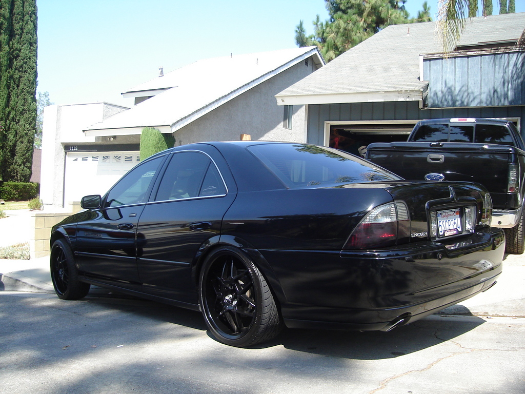 The car of your dreams, Lincoln LS #6