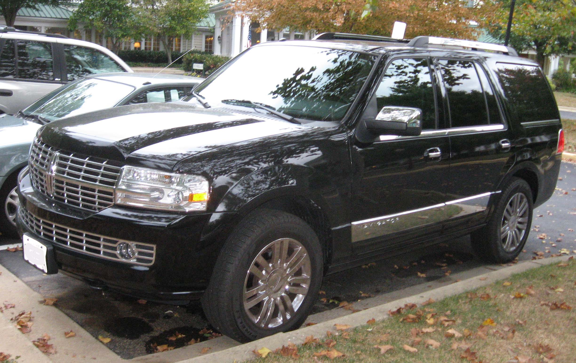 Navigate Your Experience with Lincoln Navigator #4