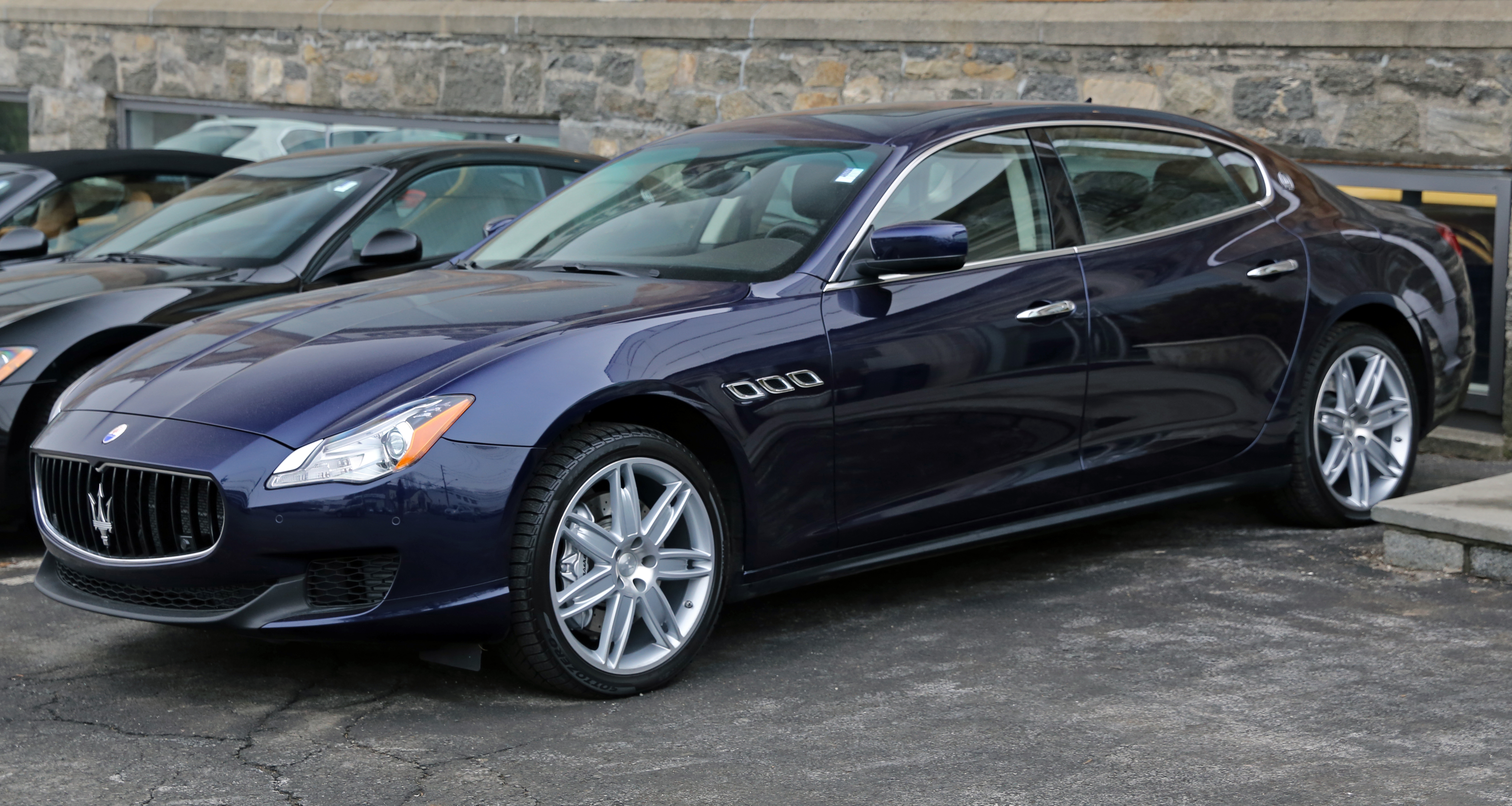 Maserati Quattroporte- A Short Review #4
