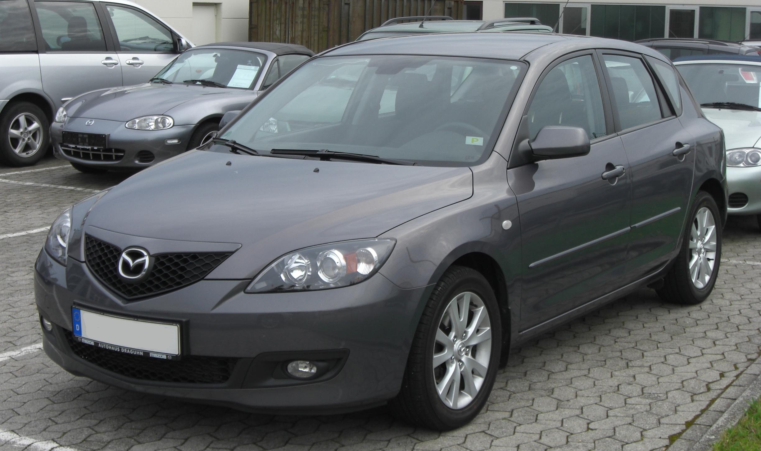 Mazda 8 mazda 8