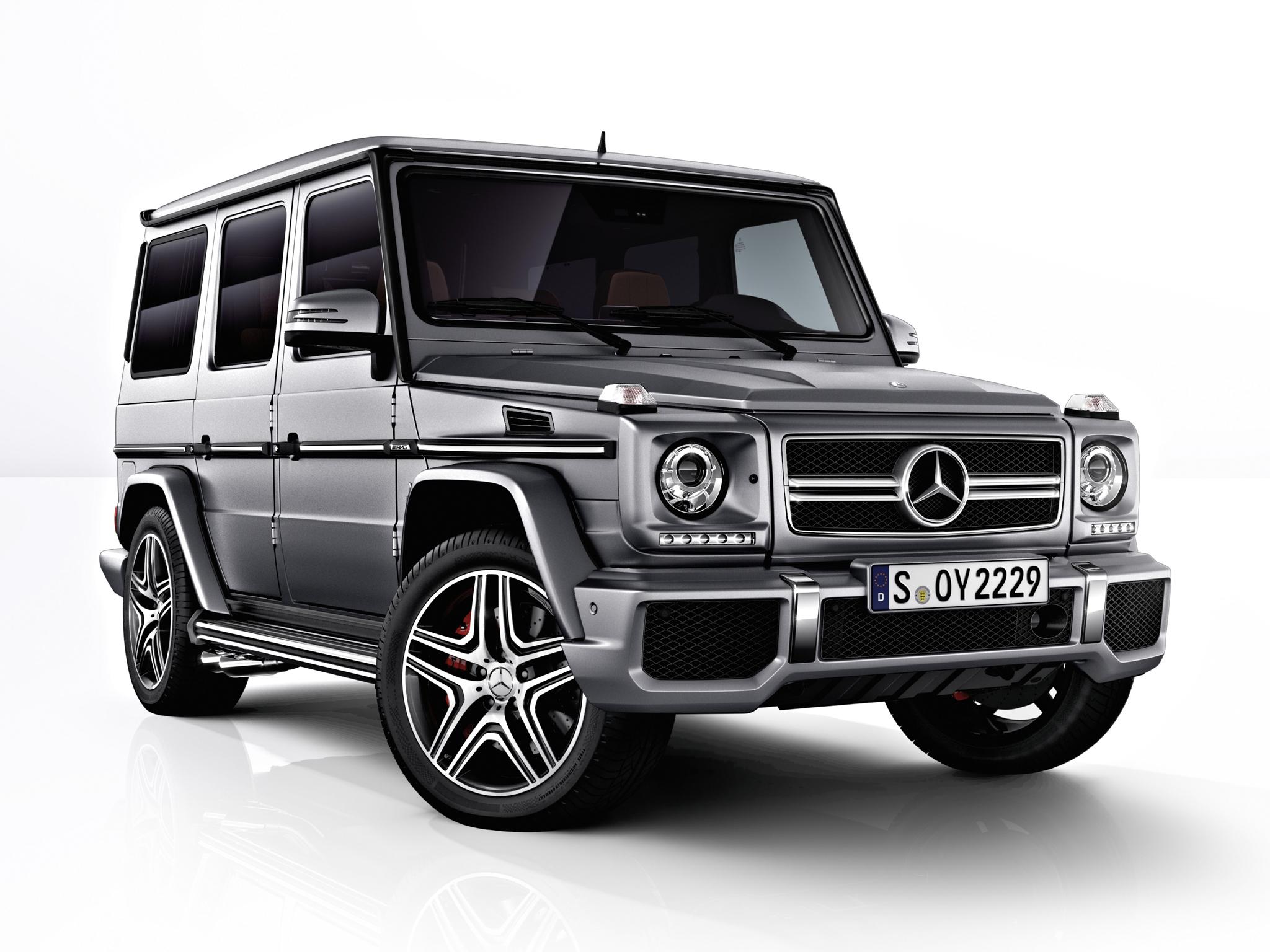 ... Mercedes Benz G Class