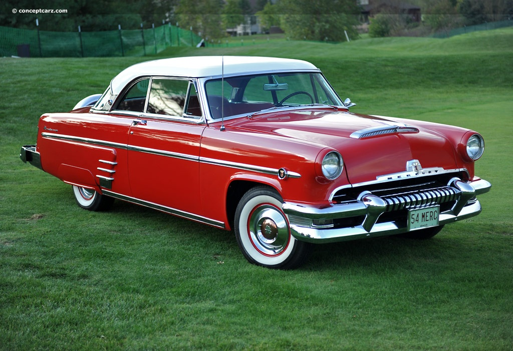 Mercury Monterey – Luxury car from the bygones #3