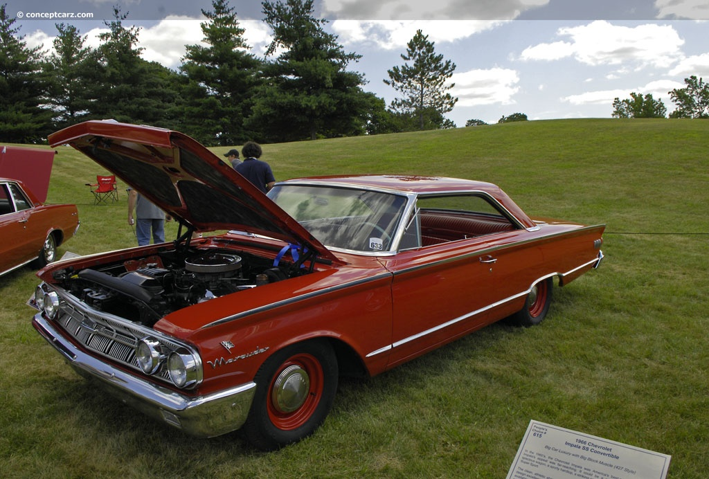 Mercury Monterey – Luxury car from the bygones