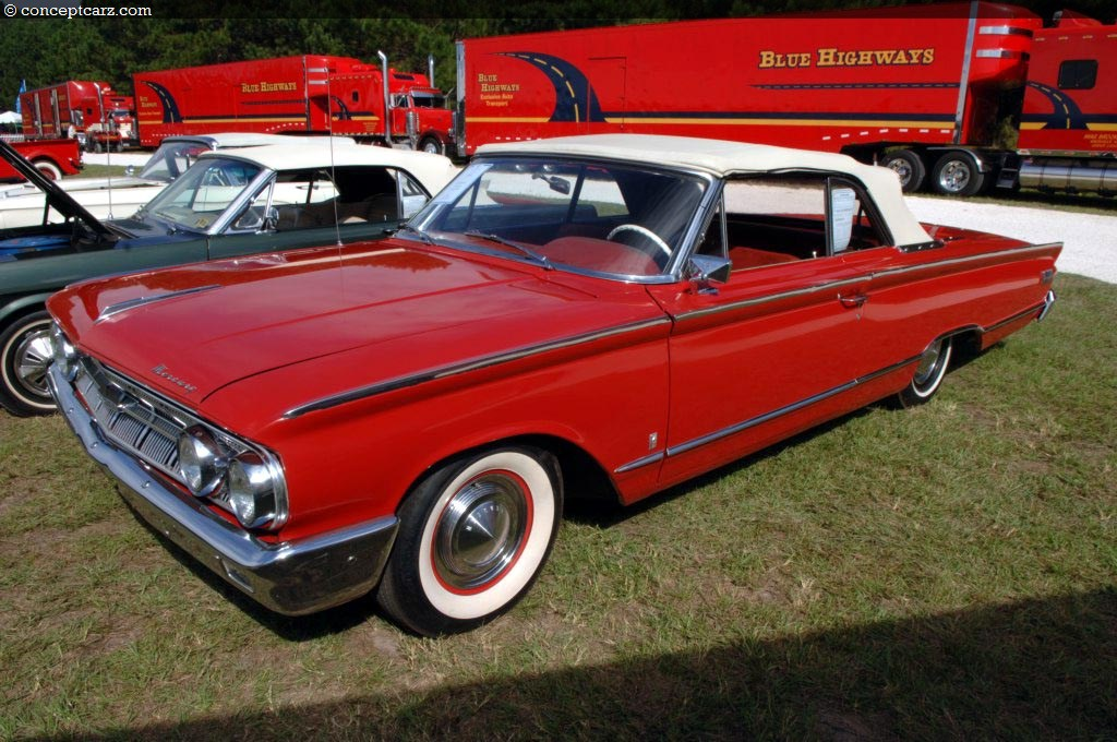 Mercury Monterey – Luxury car from the bygones #2