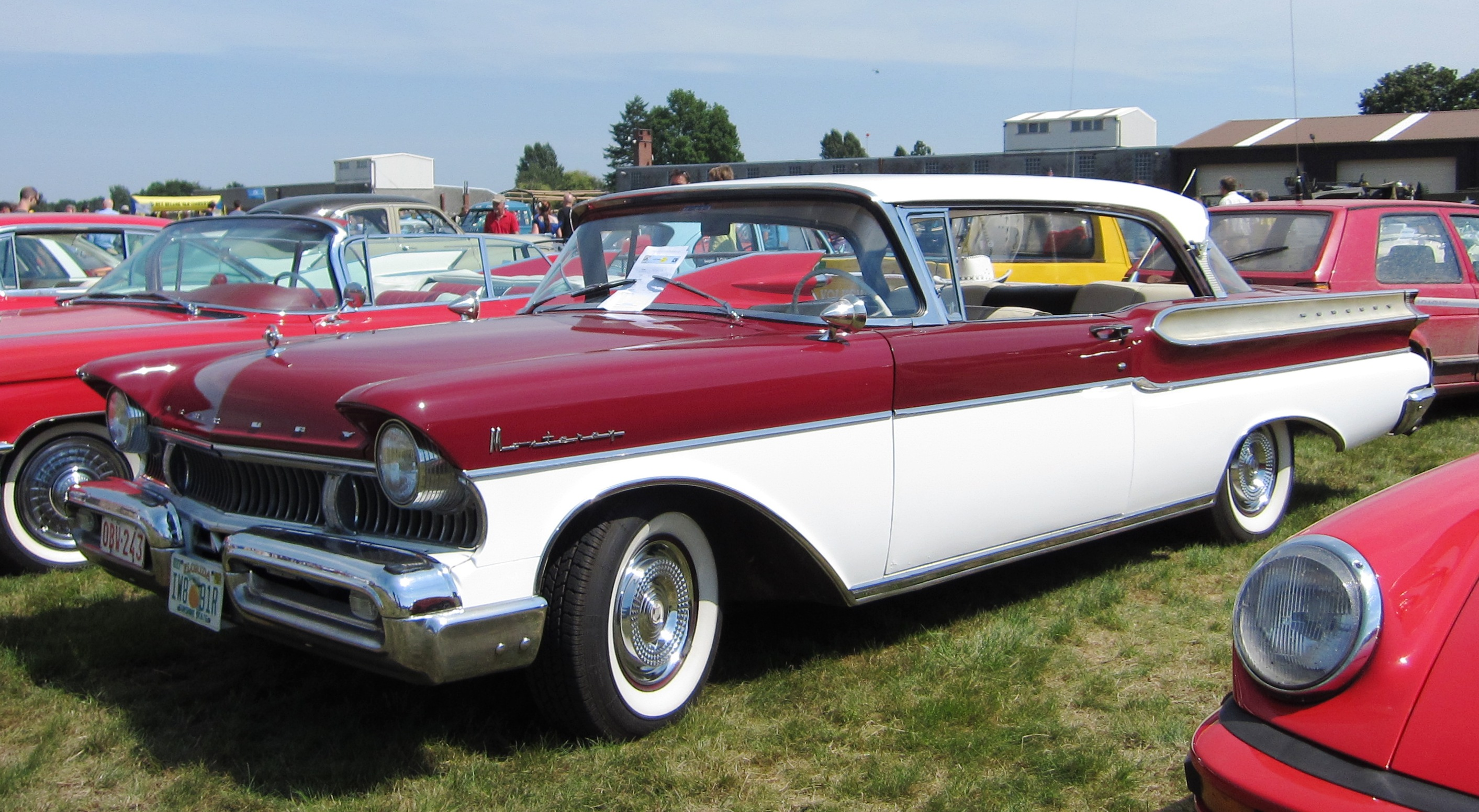 Mercury Monterey – Luxury car from the bygones #5