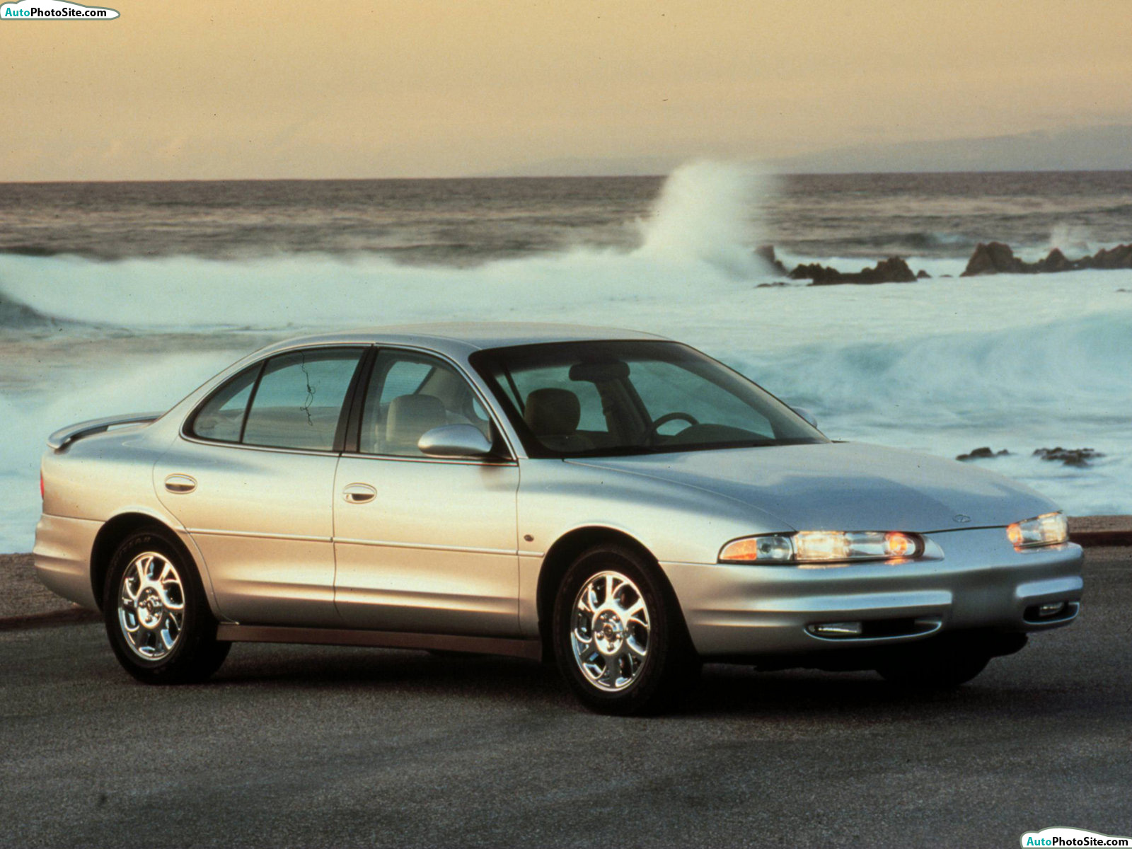 The gold digging ride, Oldsmobile Intrigue #6