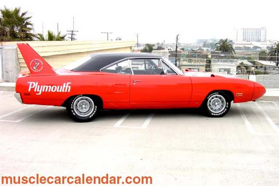 Plymouth Superbird, The Rarest Muscle Car in the World