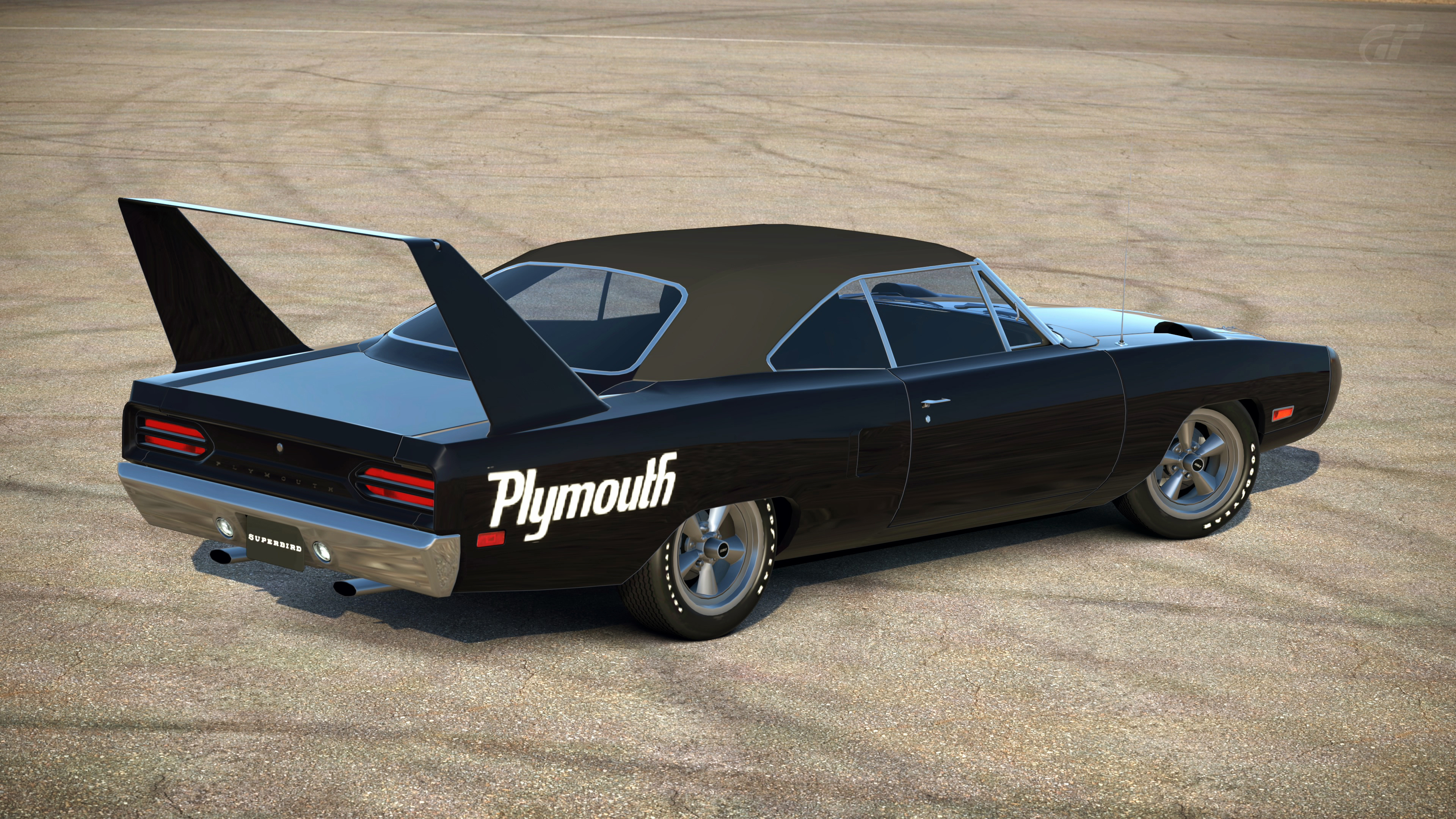 PLYMOUTH SUPERBIRD, THE RAREST MUSCLE CAR IN THE WORLD - Image #12
