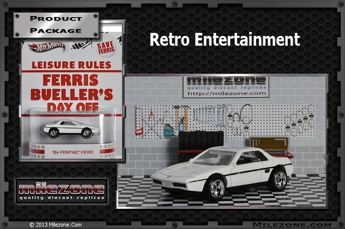 Pontiac Fiero,Tomorrows Retro