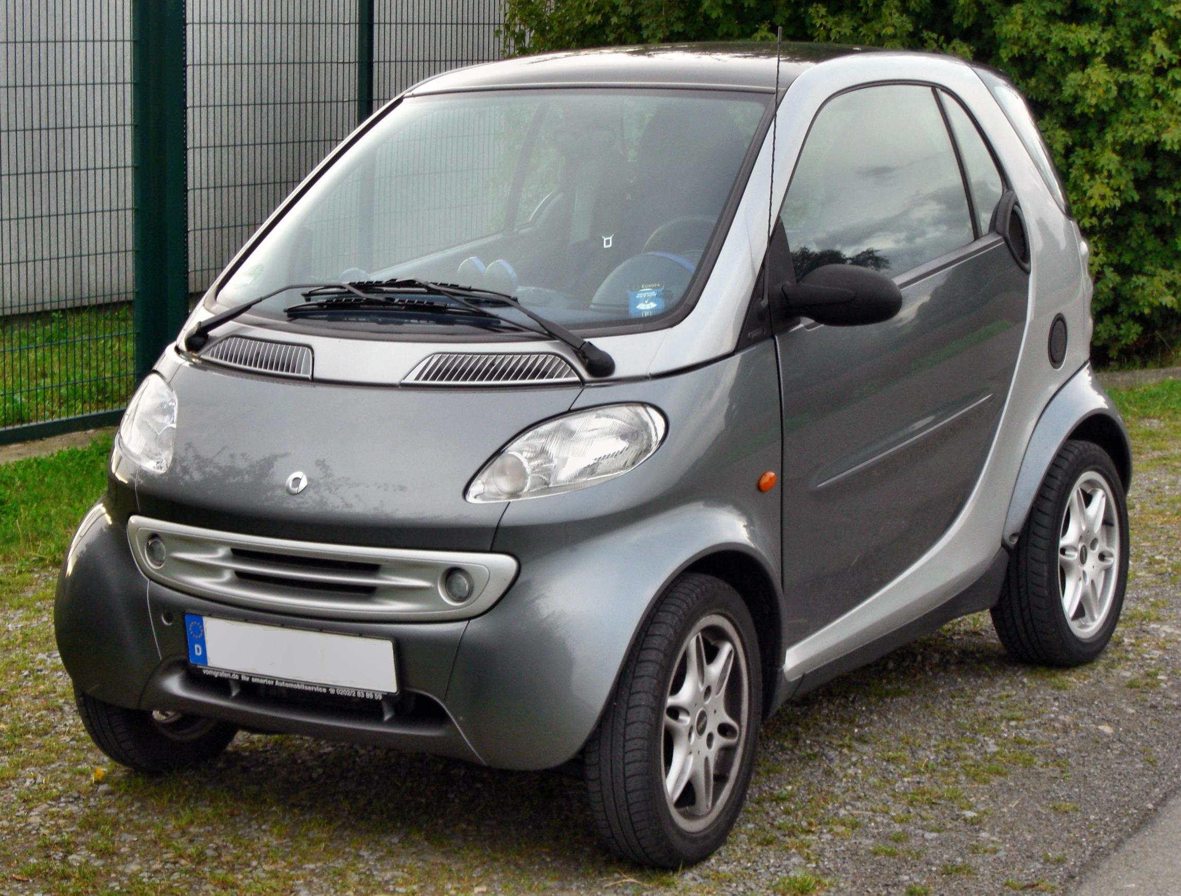 2 Person Smart Car >> SMART - Image #2