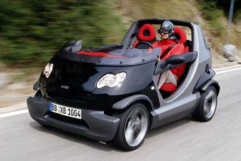 Smart Crossblade is a smart choice for convertible fans  #3