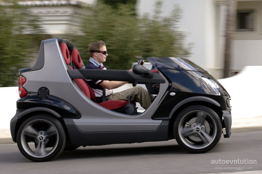 Smart Crossblade is a smart choice for convertible fans  #4