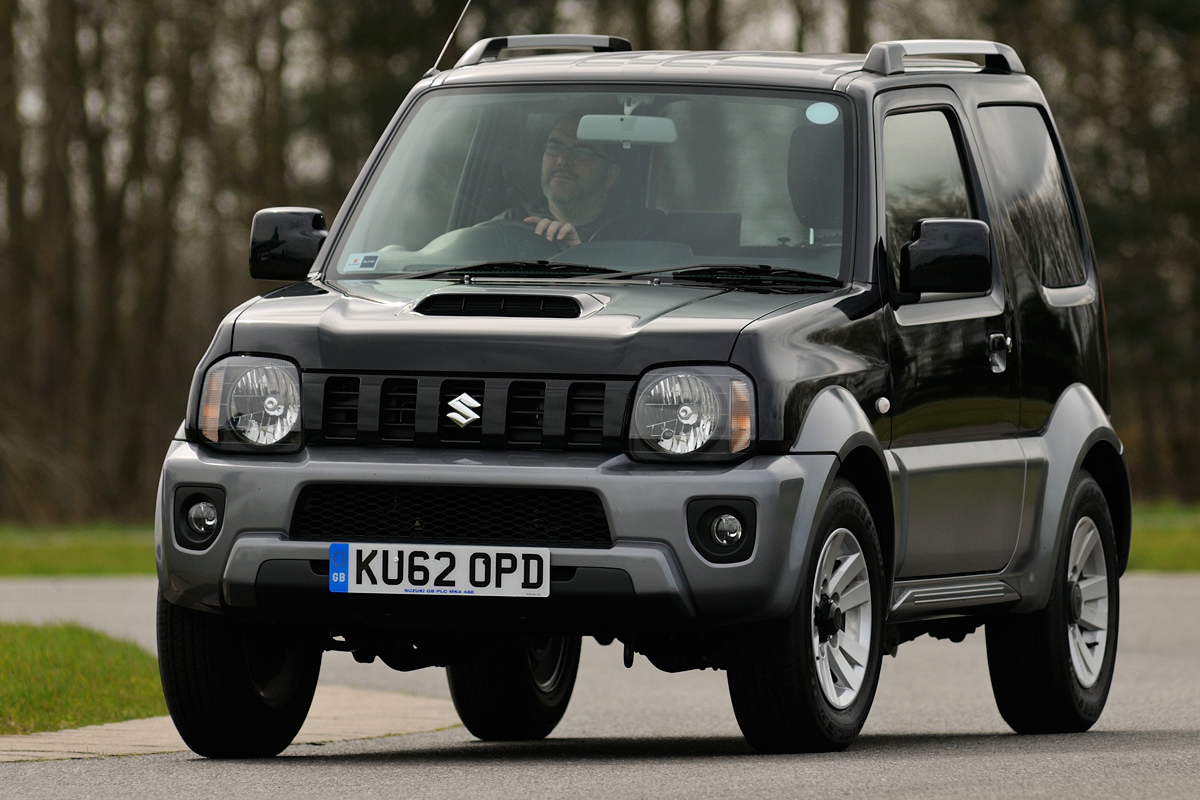 Suzuki Jimny - Feeling Offended On The Road #5