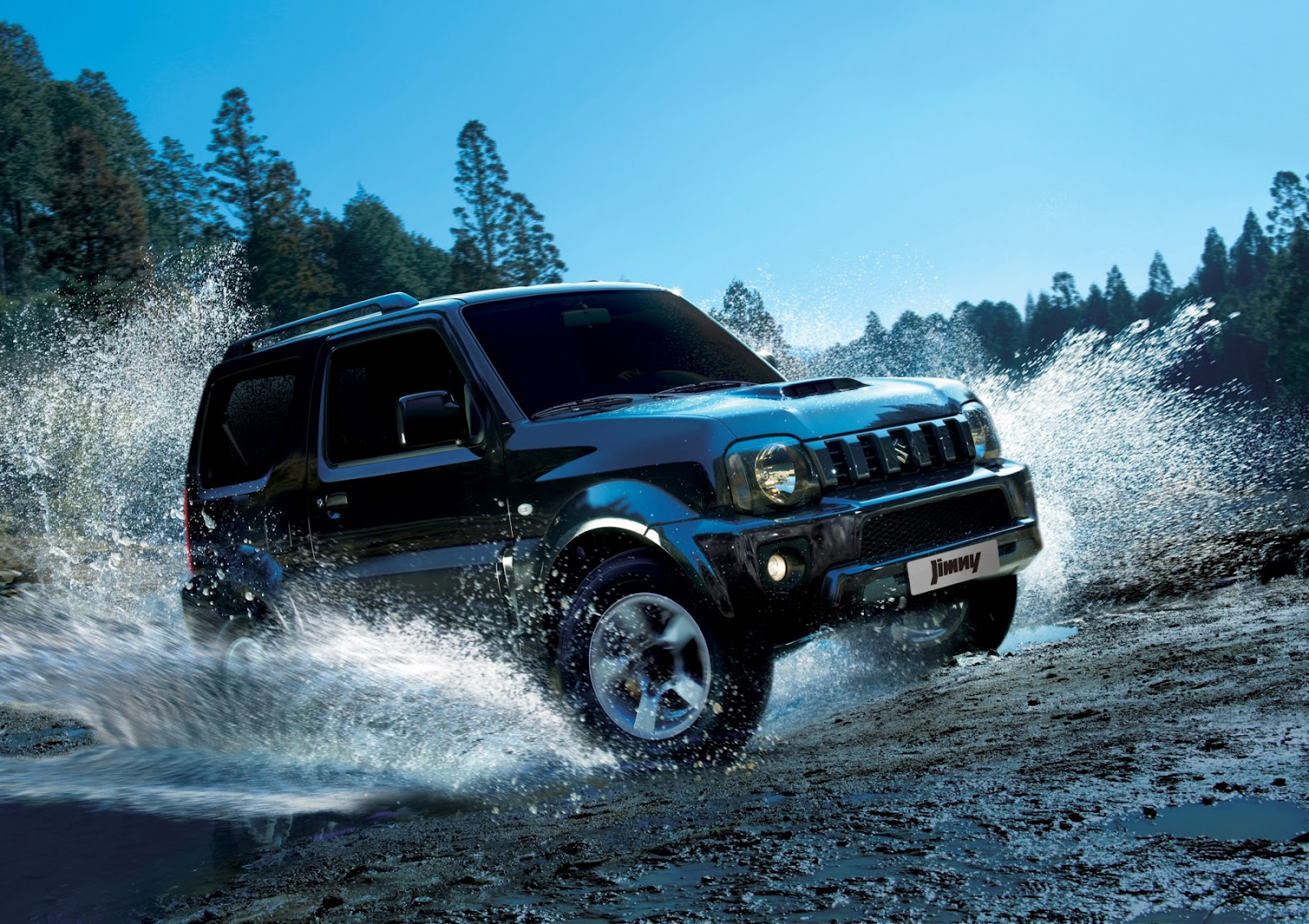 Suzuki Jimny - Feeling Offended On The Road #1