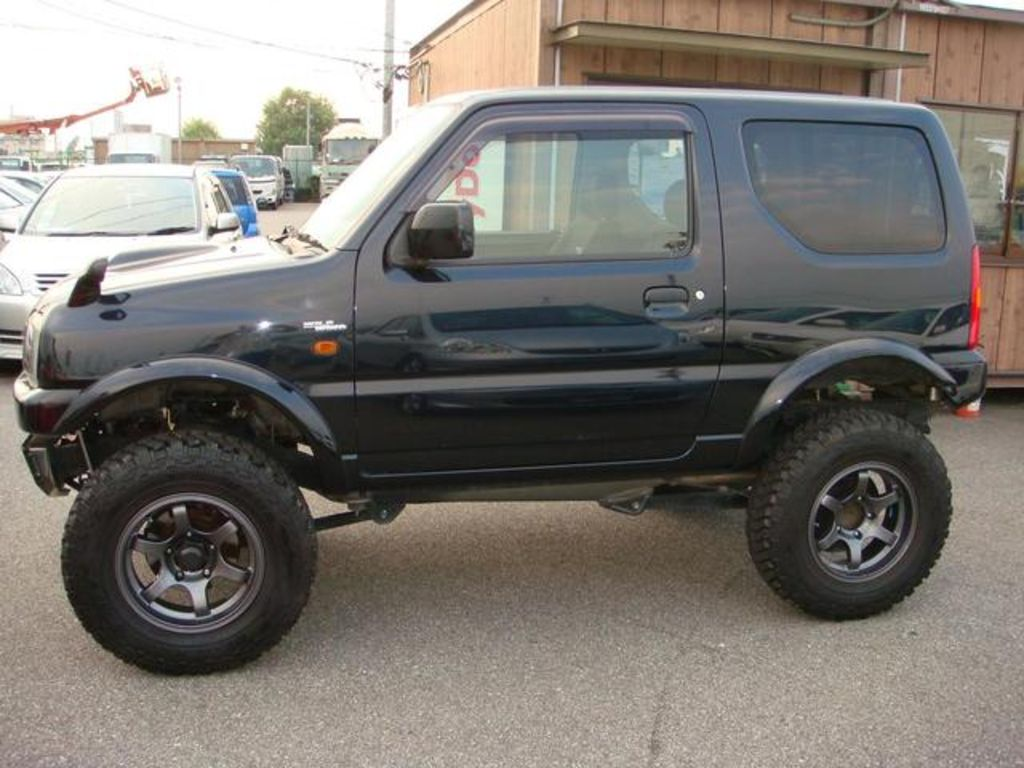 Suzuki Jimny - Feeling Offended On The Road #6