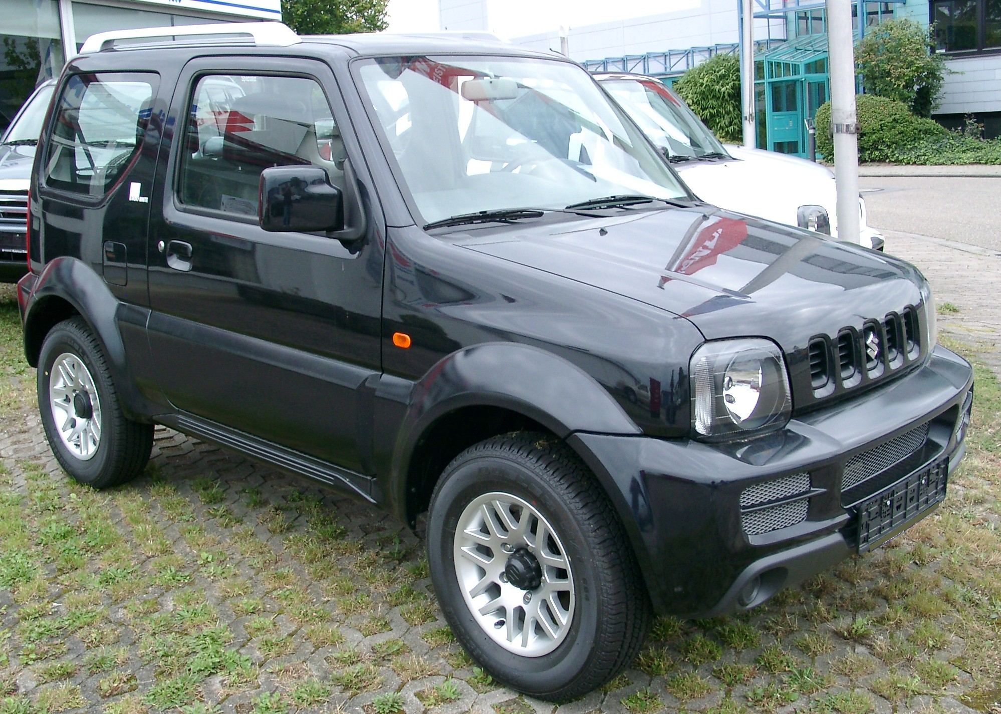 Suzuki Jimny - Feeling Offended On The Road #8