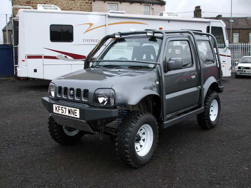 Suzuki Jimny - Feeling Offended On The Road #7