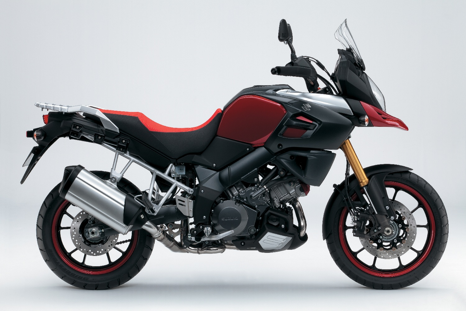 Suzuki V-Strom: the essence of riding a bike #9