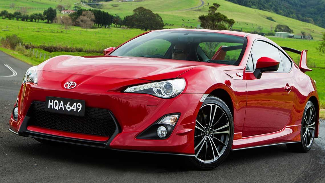 Toyota 86 Carries The AE86 Tradition #18