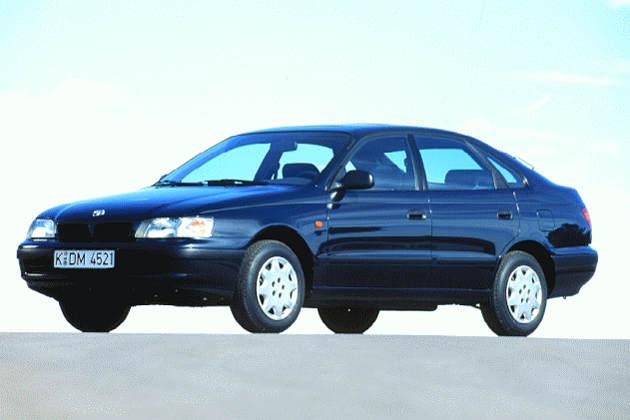 Toyota Carina No Longer A Family Car Image 17