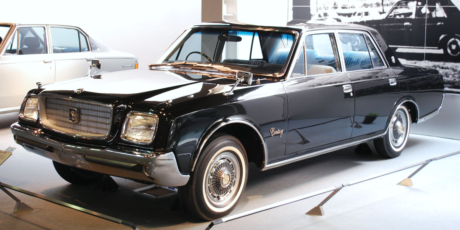 A Step to the New Century With Toyota Century #2
