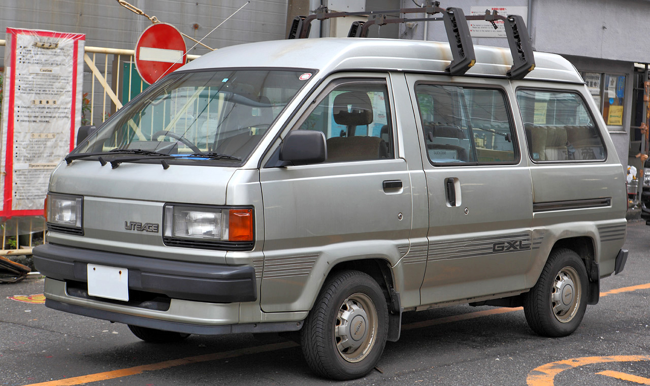 Strategic Photo Gallery Of Toyota Liteace Image 8