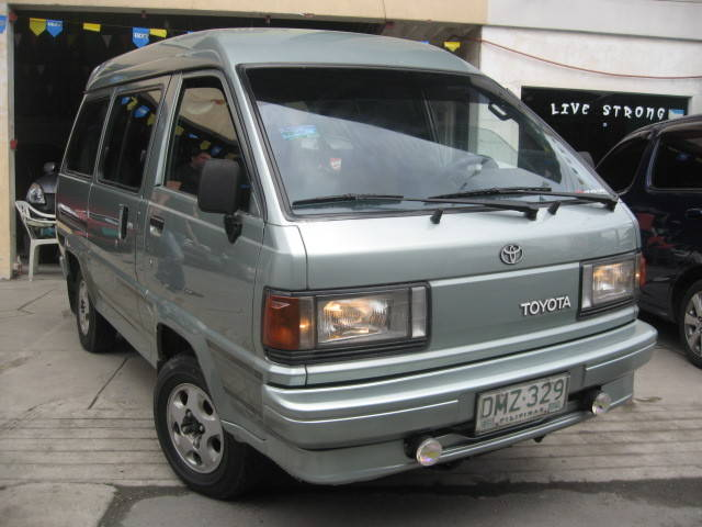 Strategic Photo Gallery Of Toyota Liteace Image 11