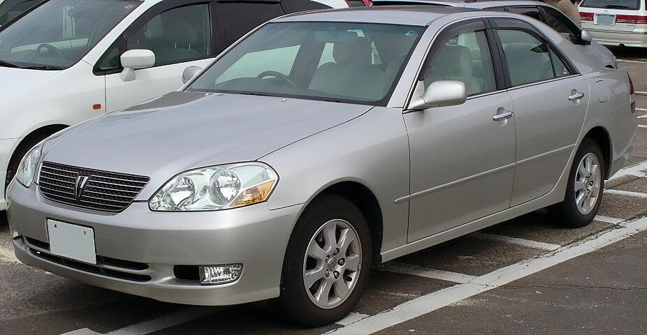 Toyota Mark ii Toyota Mark ii