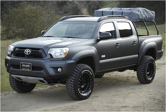 TOYOTA TACOMA OVERCOMING EVERY OBSTACLE - Image #4