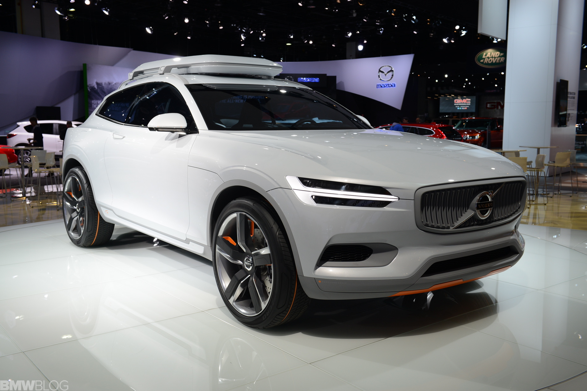 Defeat The Elements With The Volvo Xc Image 3
