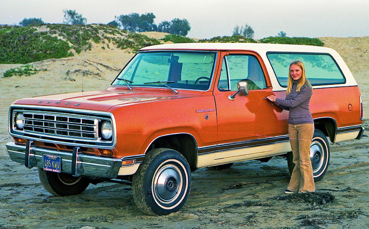 1993 Dodge Ramcharger Information And Photos Neo Drive