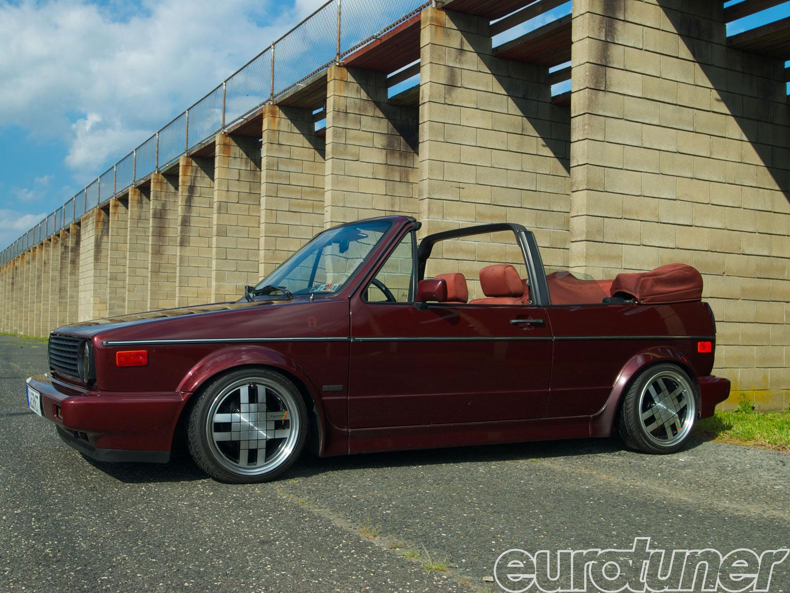 1991 Volkswagen Cabriolet Information And Photos Neo Drive