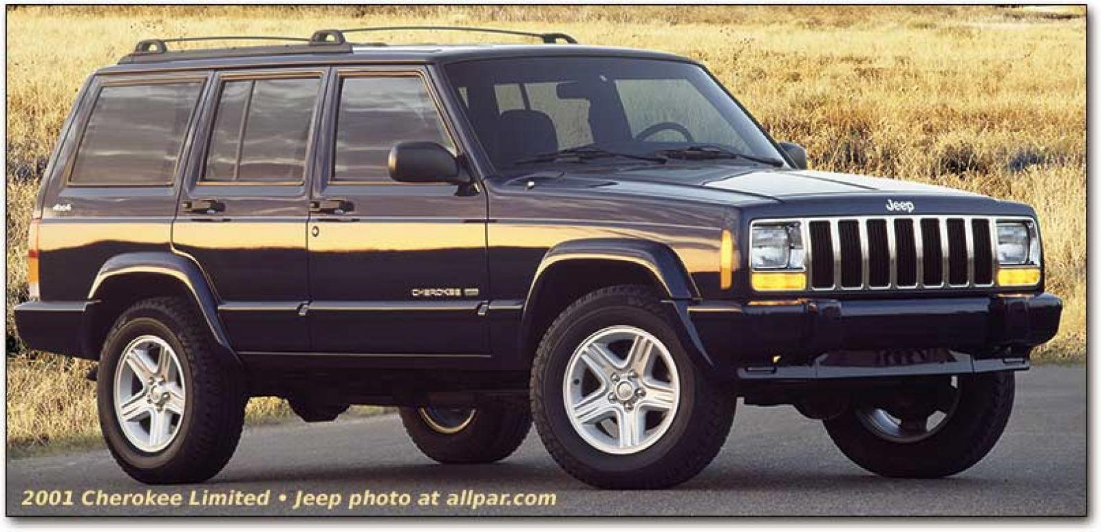 1992 Jeep Cherokee Information And Photos Neo Drive