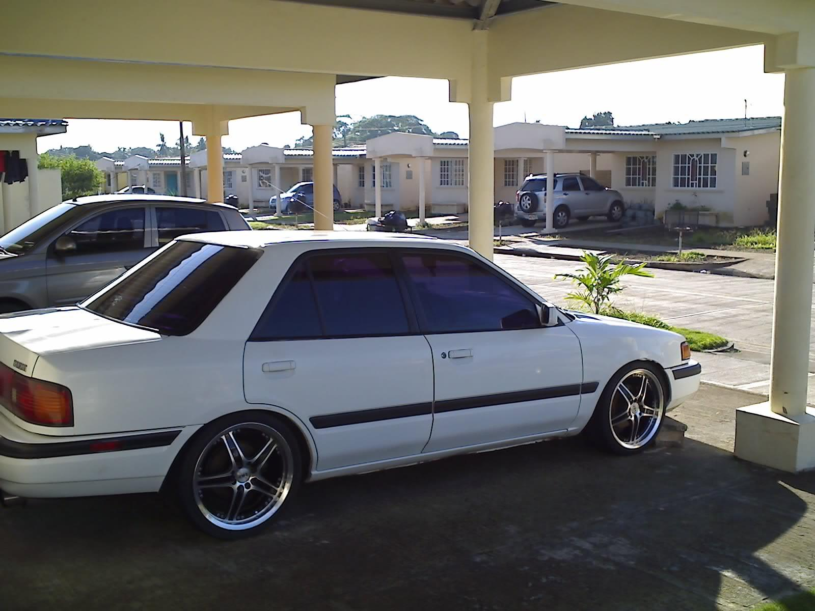1992 mazda protege information and photos neo drive neo drive