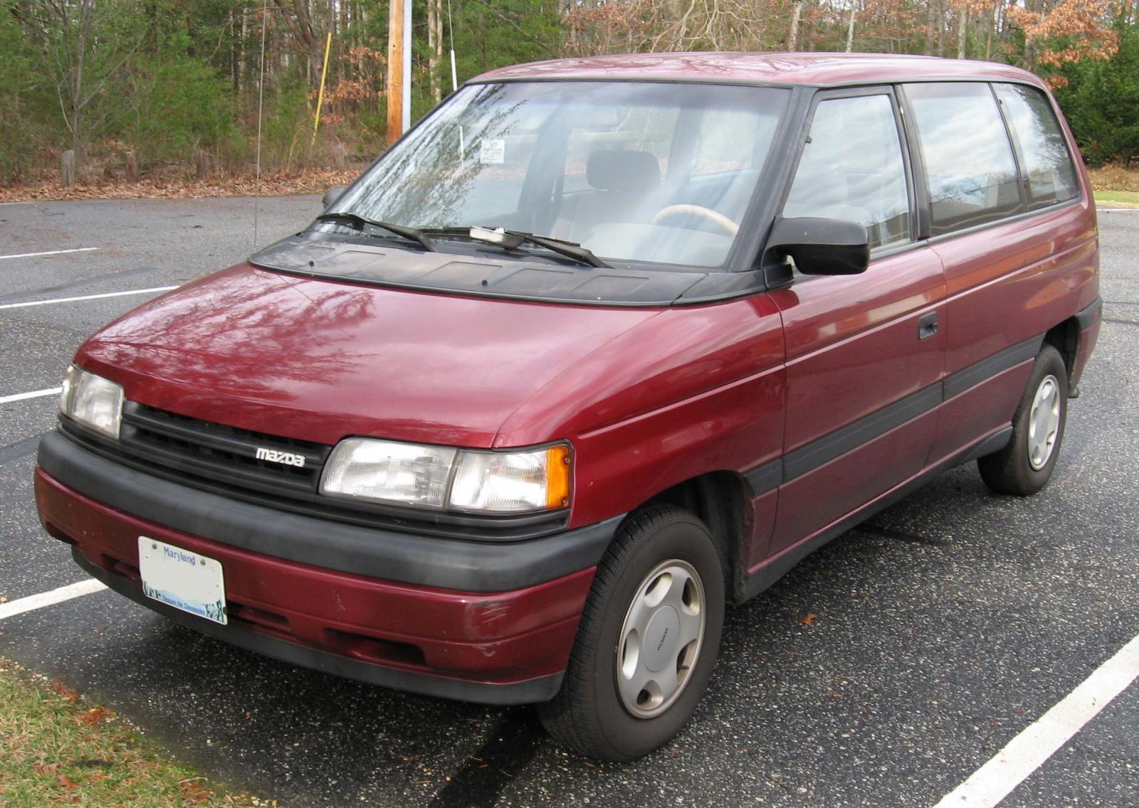 Kelebihan Mazda 1995 Review