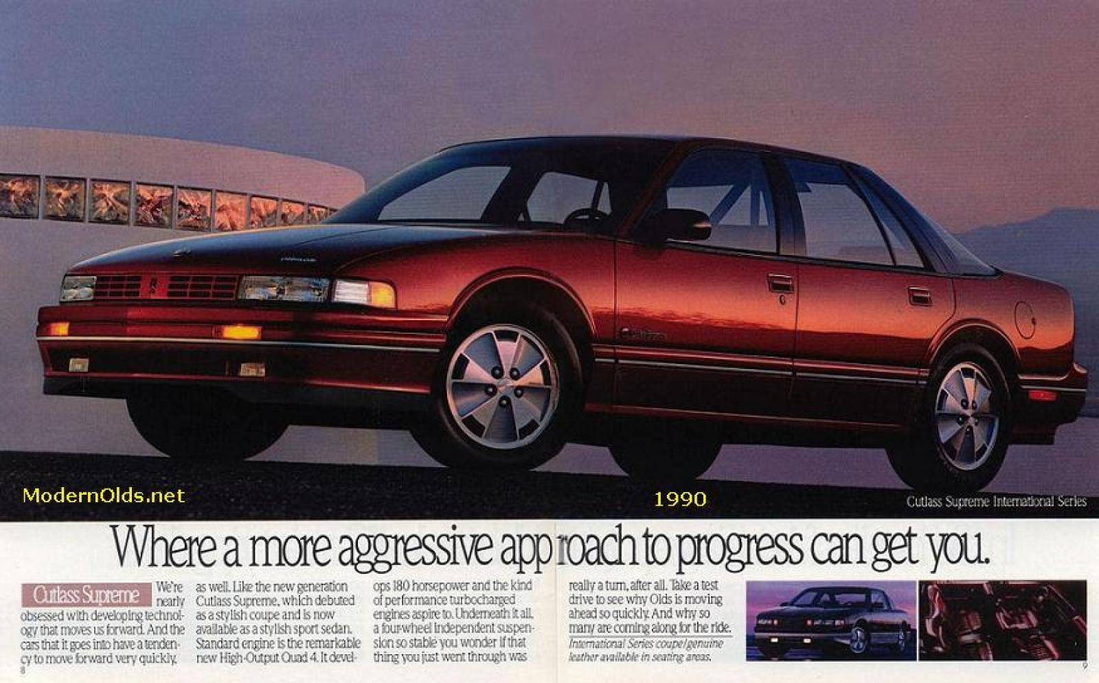 1997 oldsmobile cutlass supreme information and photos neo drive neo drive