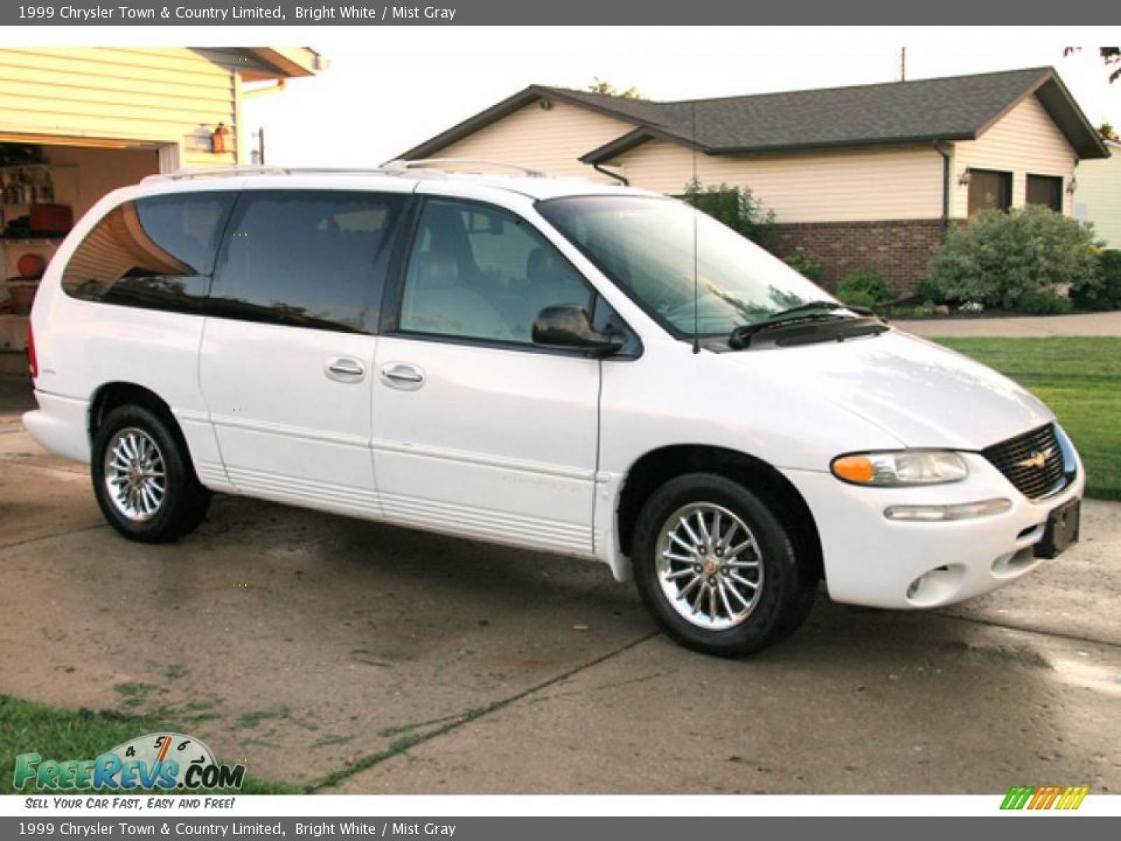 1999 chrysler town and country information and photos neo drive neo drive