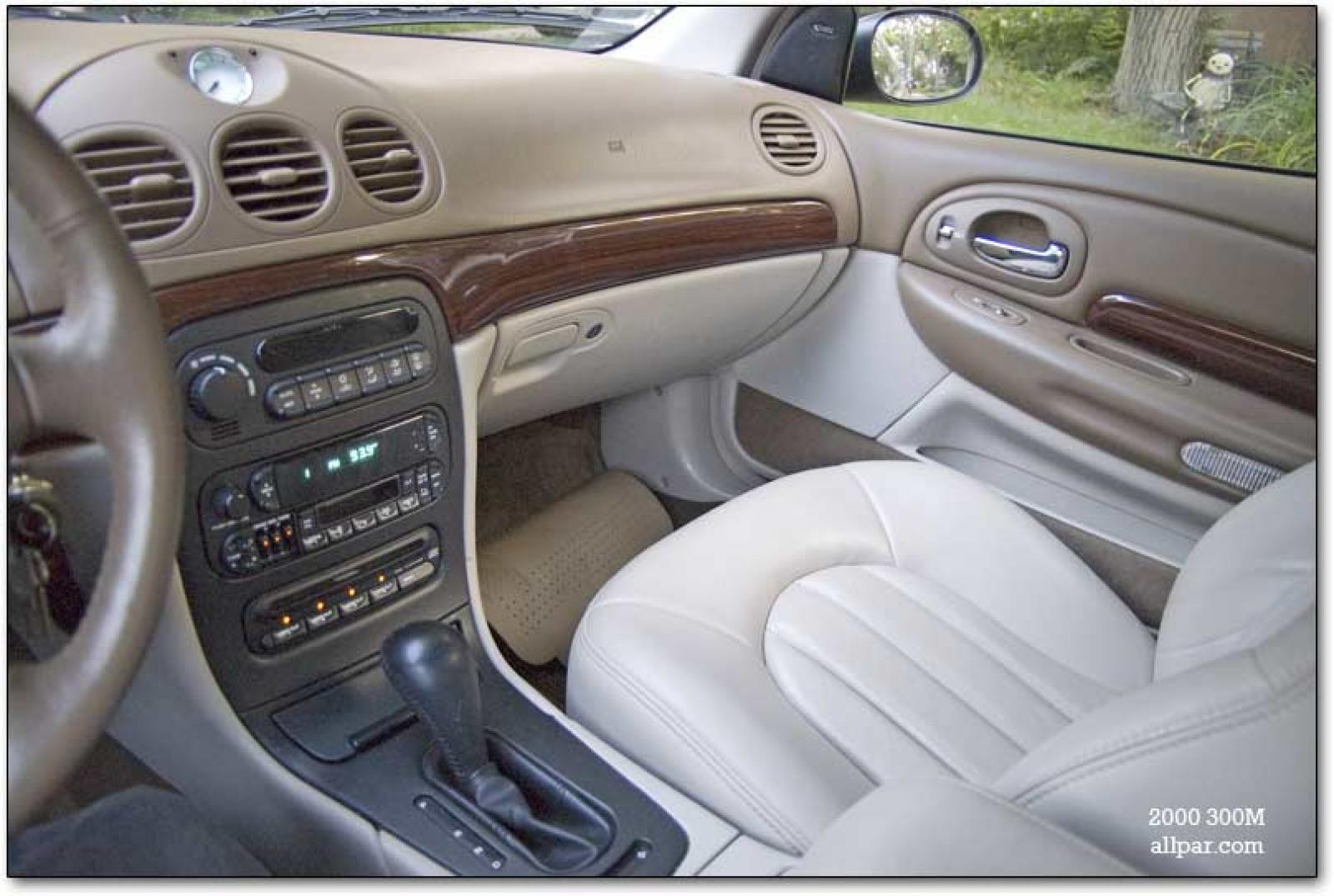 2001 Chrysler 300M - Information and photos - Neo Drive on